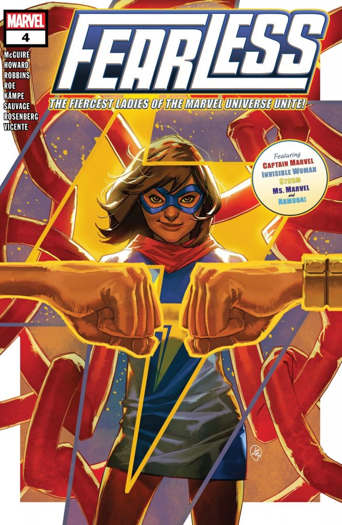 Fearless Issue 4 review