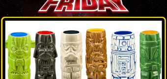Pre-Order the Re-Launch of (Series 1) Star Wars Geeki Tikis at Toynk Toys!