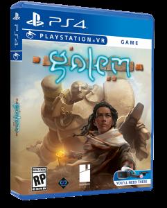 Golem PSVR November 2019 release