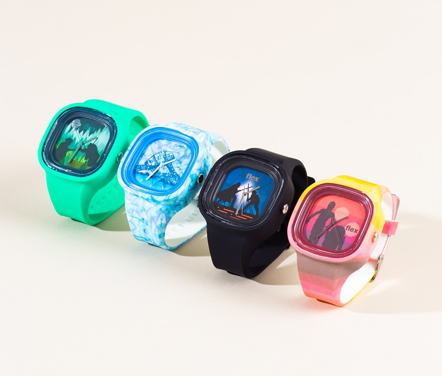 Flex Watches Disney Gifts that Give Back