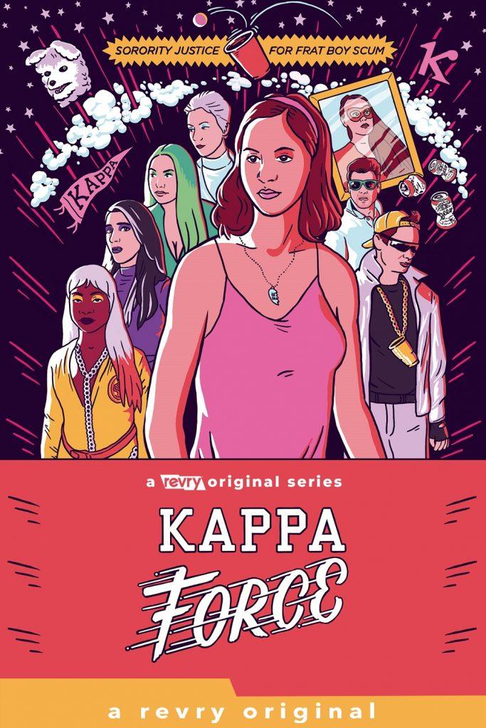 Kappa Force Season 1 Review Revry