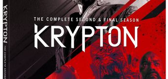 """Krypton: The Complete Second Season"" Coming to Blu-ray and DVD January 2020!"