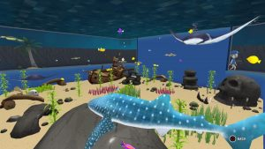 Megaquarium game release switch, ps4, xbox 1