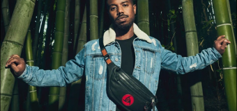 Michael B Jordan Releases Naruto Inspired Coach Collection