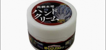 Shigaraki Hand Cream is a Ridiculous Marketing Ploy… But I Want It