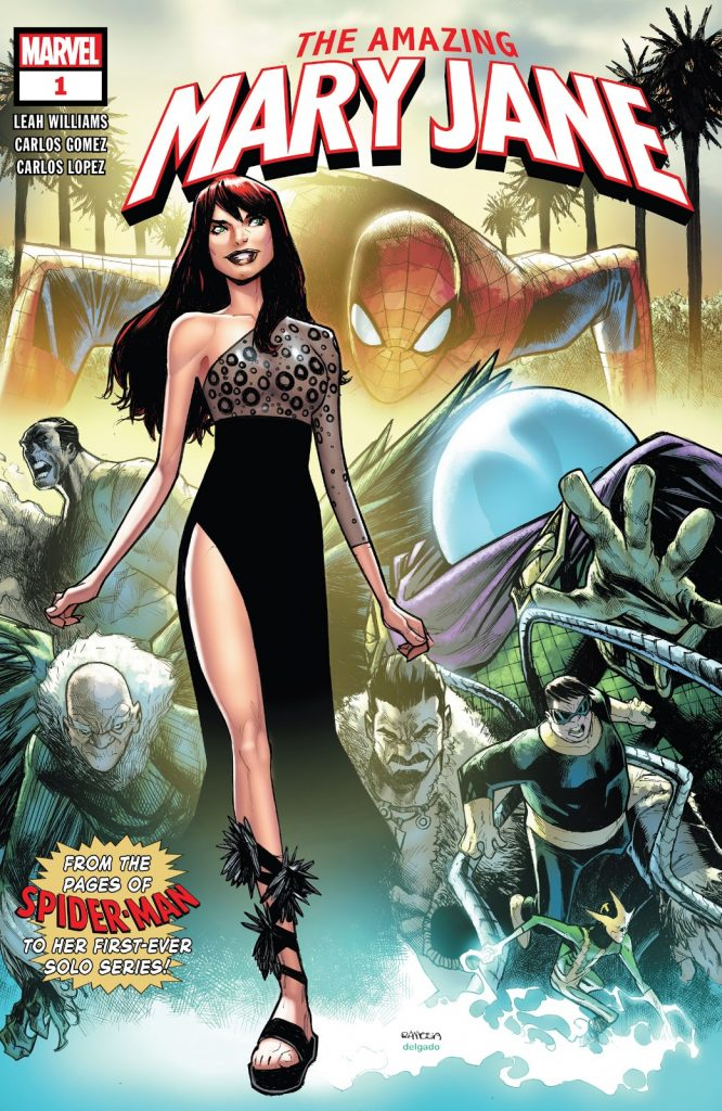 The Amazing Mary Jane issue 1 review