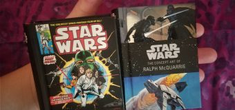 These Tiny Star Wars Art Books Are Actually Fun??
