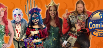 """Get Free Comic Books During """"Halloween ComicFest"""" at Local Comic Book Shops!"""