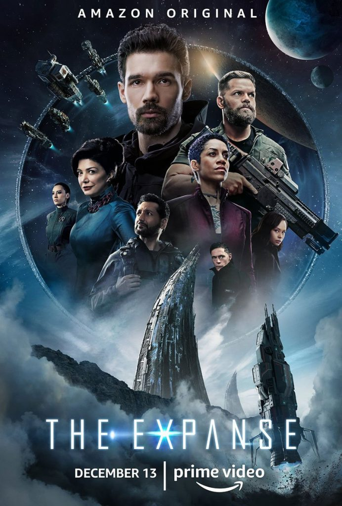 The Expanse at NYCC 2019
