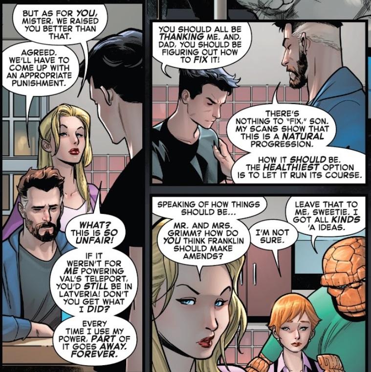 X-Men + Fantastic Four 2020