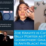 zoe kravitz geekiary news briefs