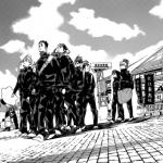Haikyuu manga