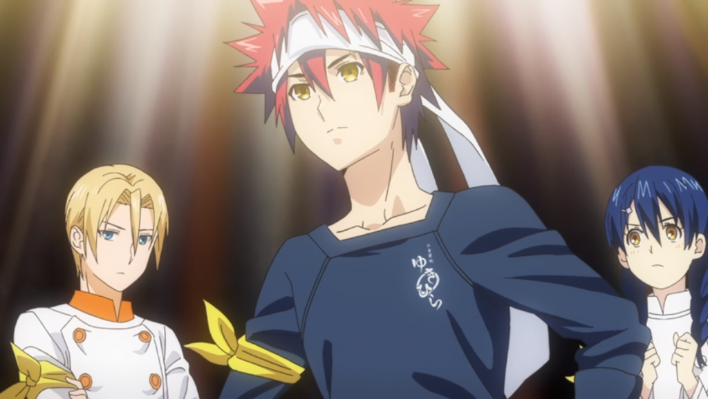 Hope in Solidarity Shokugeki