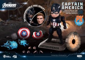 PREVIEWS Exclusive Captain America Egg Attack