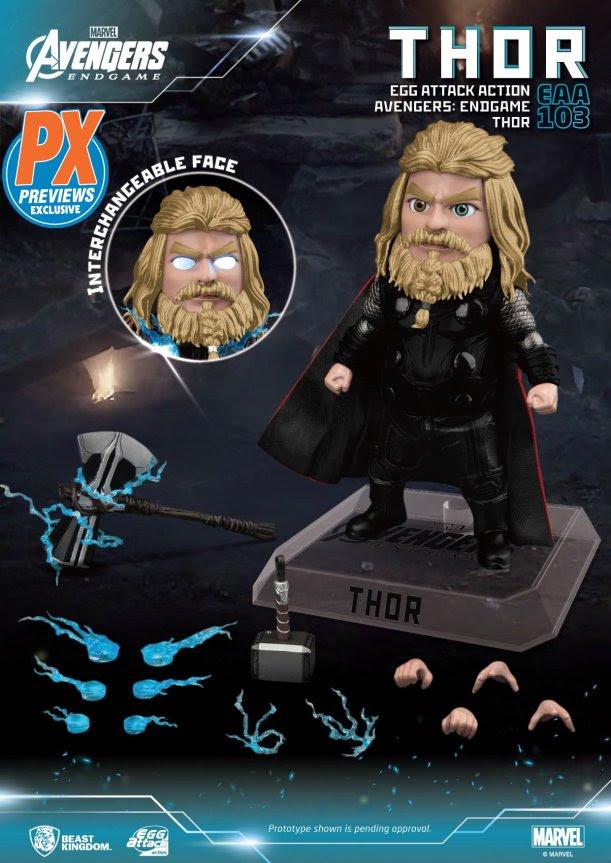 Avengers Endgame EAA-103 Thor