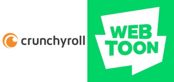Webtoon and Crunchyroll Pair Up to Produce Animated Content