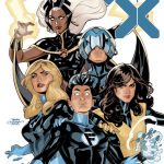 x-men and Fantastic Four issue 1 2020