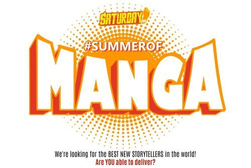 Summer of Manga logo