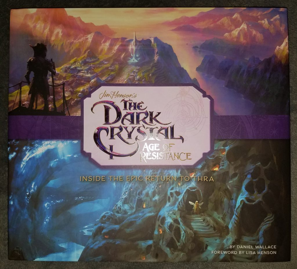 Inside the Epic Return to Thra Age of Resistance Dark Crystal