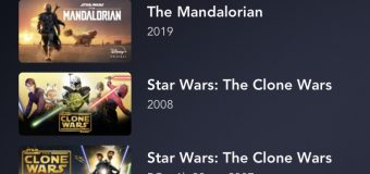Disney+ Needs A Better Watchlist System