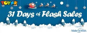 Toynk Toys Flash Sale Black Friday