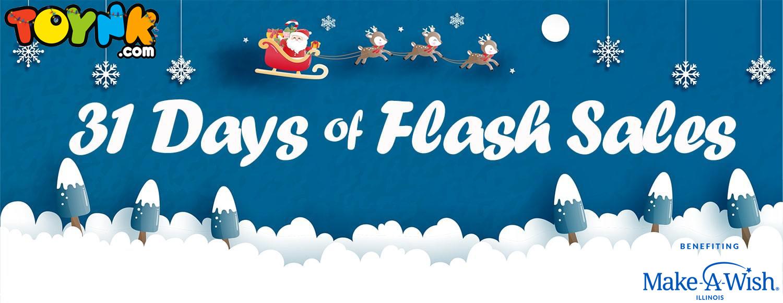 Toynk Toys Flash Sale Black Friday