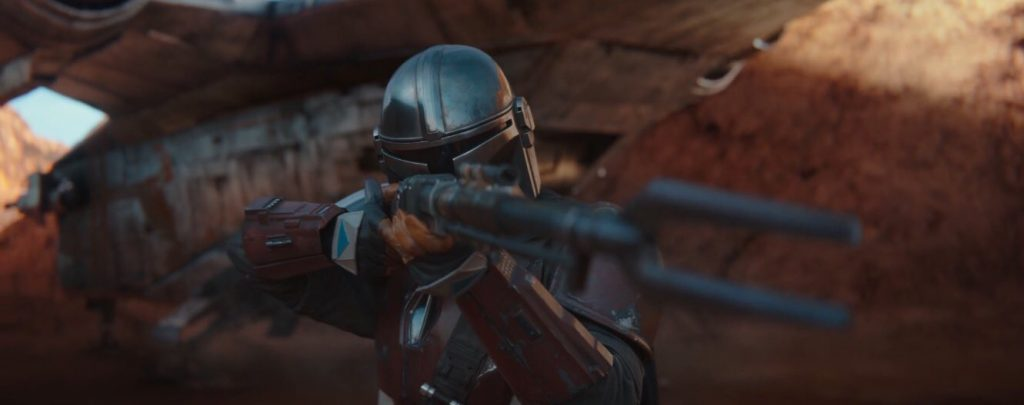 The Mandalorian - Rise of Skywalker