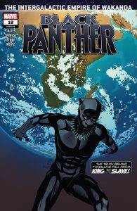 Black Panther Issue 18 review
