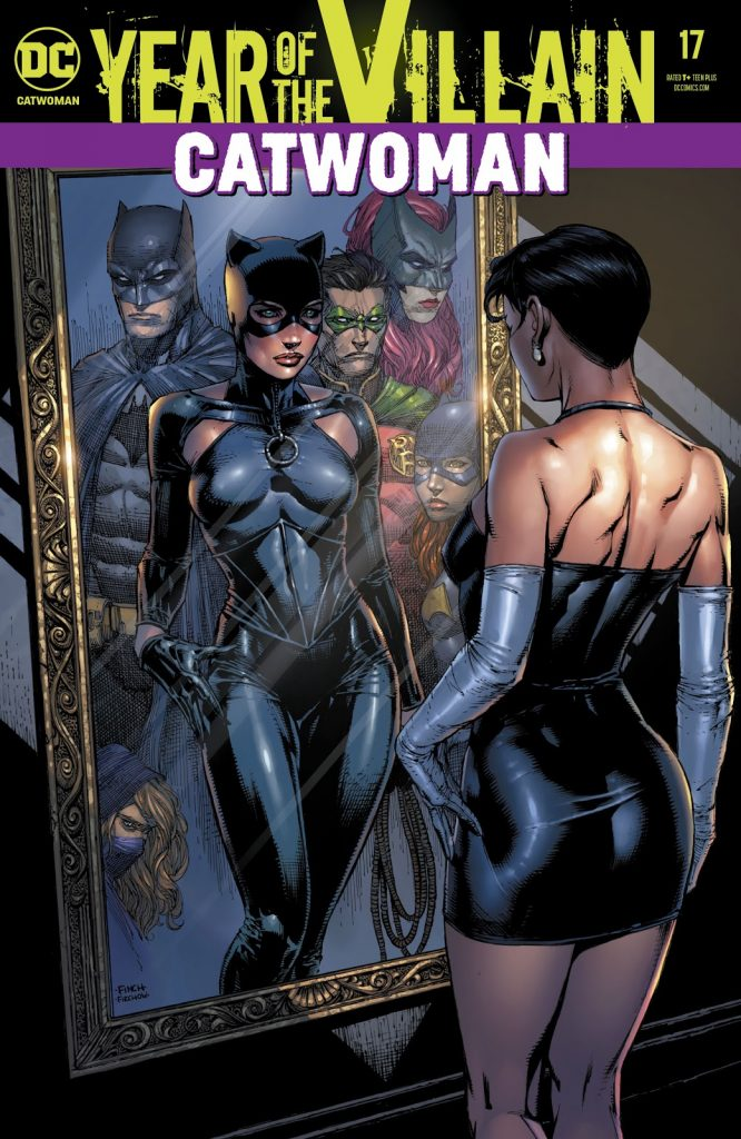 Catwoman Issue 17 review
