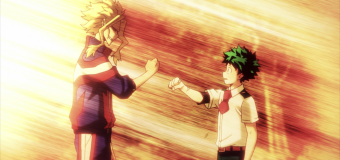 BNHA 4×4 Review: Fighting Fate
