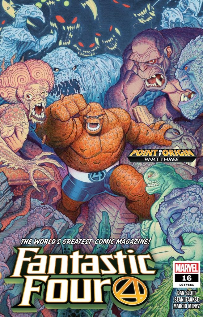 Fantastic Four Issue 16 Review