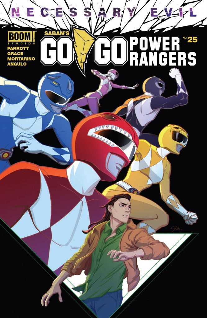 Go Go Power Rangers Issue 25 review