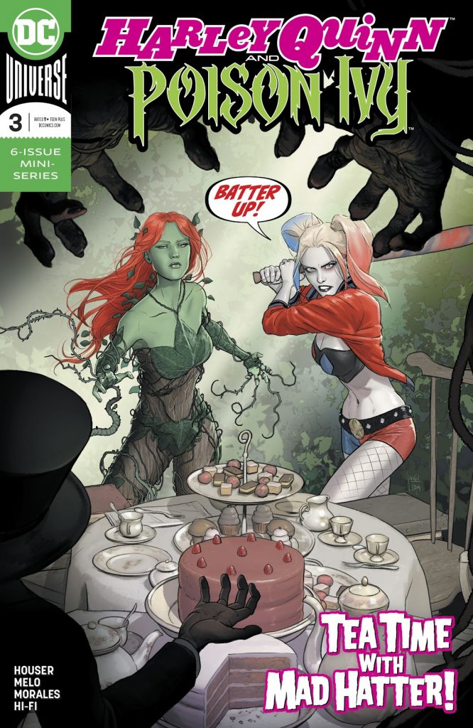 Harley Quinn and Poison Ivy Issue 3 review
