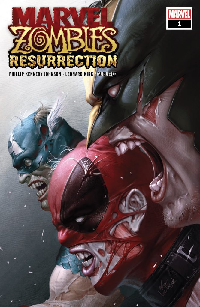 Marvel Zombies Resurrection 1 Review