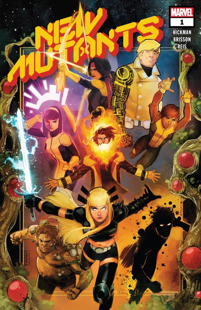 New Mutants Issue 1 review