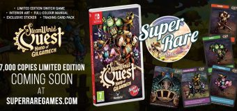 """SteamWorld Quest"" Gets a Physical Release on the Nintendo Switch this November!"