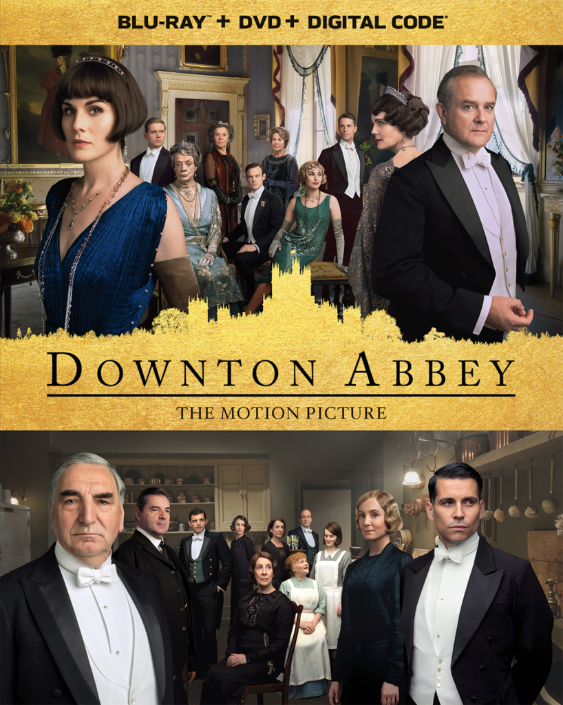 Downton Abbey Movie Blu-ray DVD Digital