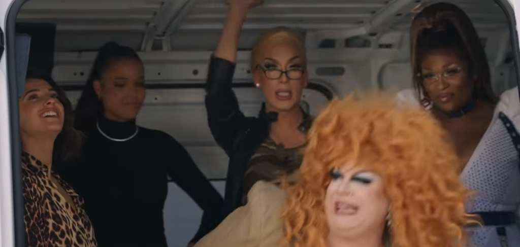 Drag Race Charlie's Angels