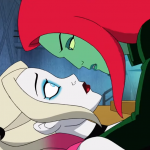 Harley Quinn animated no queer poison ivy
