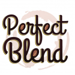 perfect blend logo