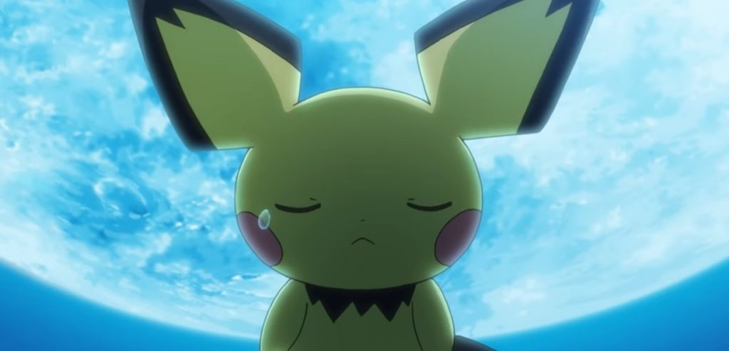 Pikachu backstory Pokemon anime 2019