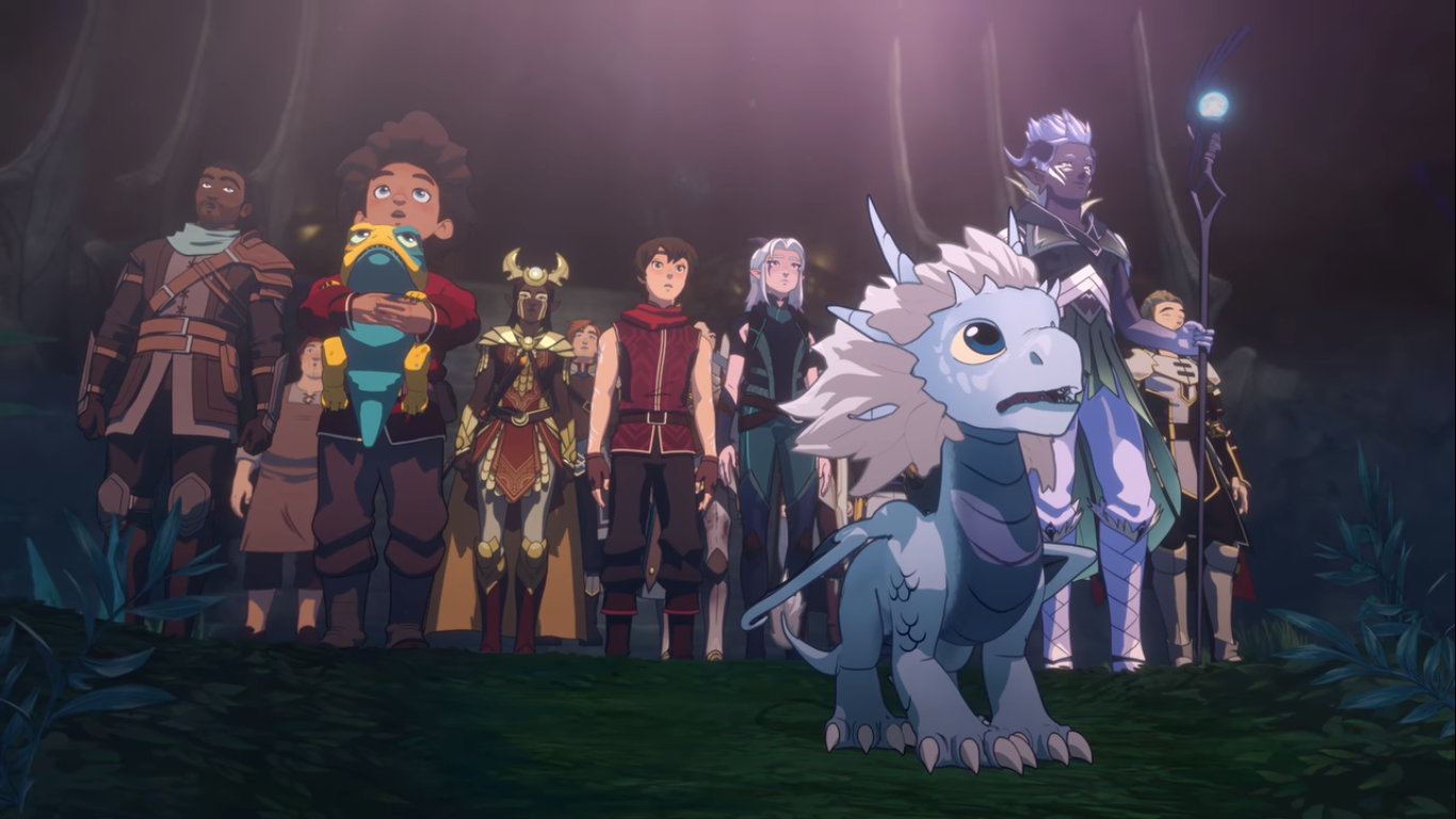 The Dragon Prince season 3