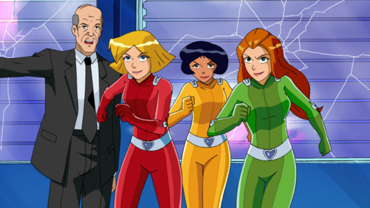 The Totally Spies