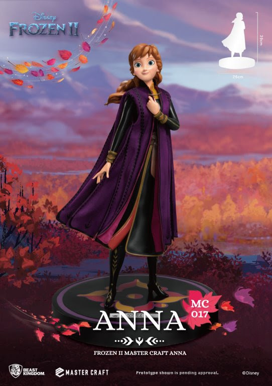 Anna Master Craft