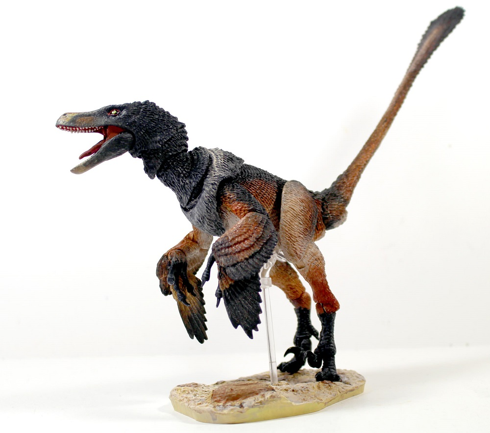 Beasts of the Mesozoic Build-a-Raptor Set B Atrociraptor