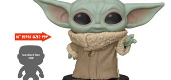 Baby Yoda Merchandise Watch: Update #4 POP! and Plushies!
