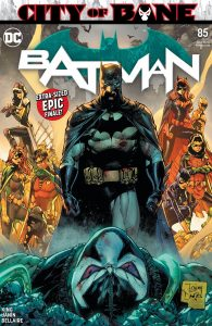 Batman Issue 85 review