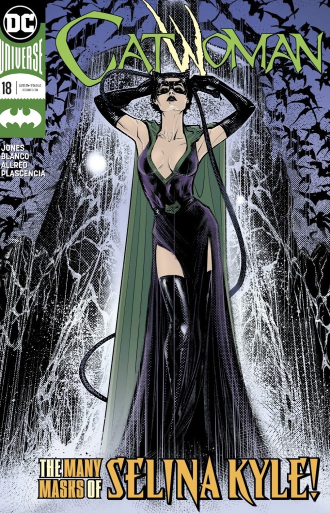 Catwoman issue 18 review