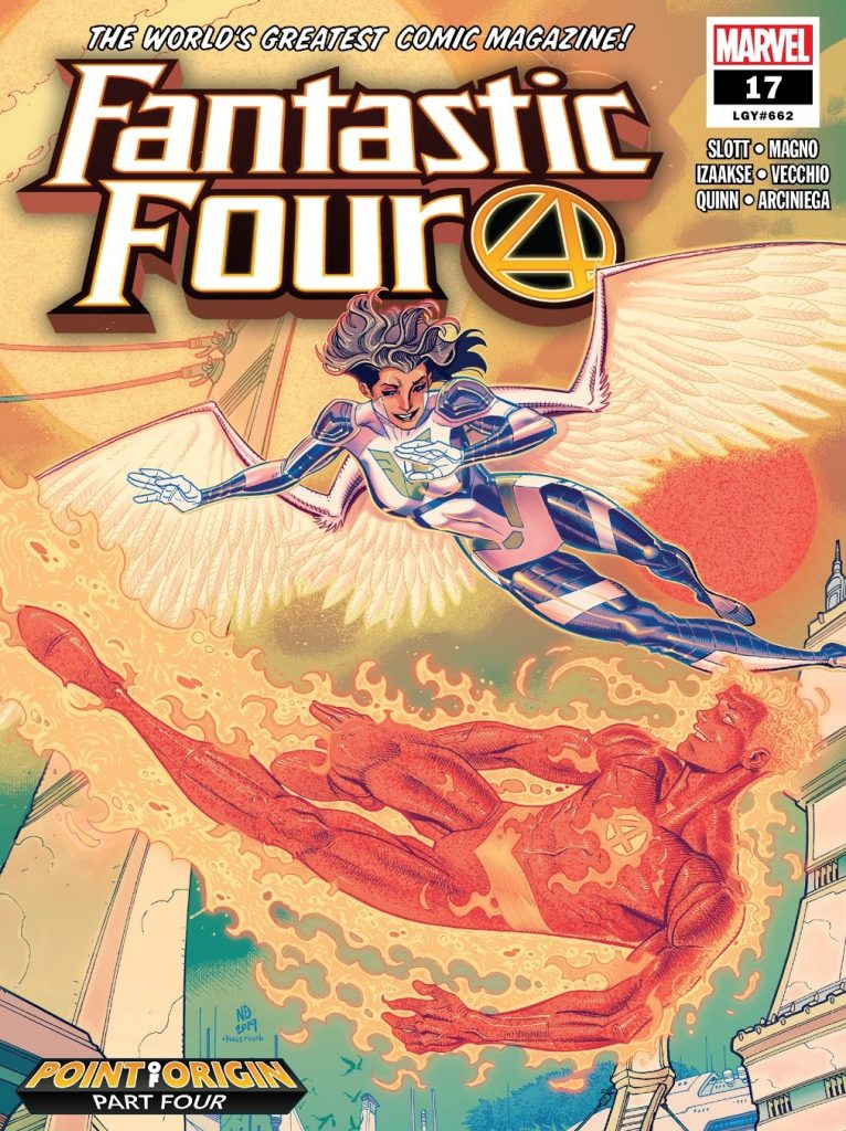 Fantastic Four issue 17 review