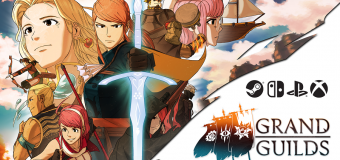 """Grand Guilds"" Tactical RPG Releasing on PC & Nintendo Switch Q1 2020"